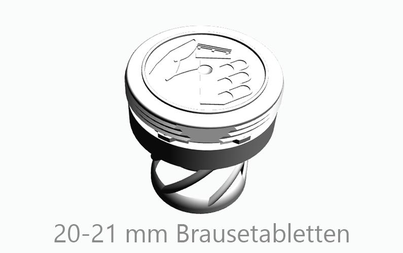 TR 22,6 SP OG (14-0071) für 20-21 mm ∅ Brausetabletten